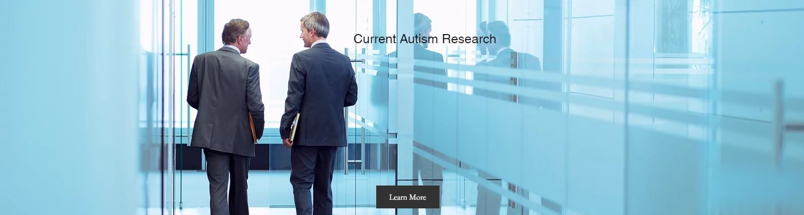 current autism research